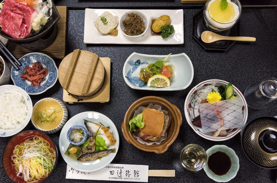 Comida japonesa - ¡Mucho más que solo sushi!