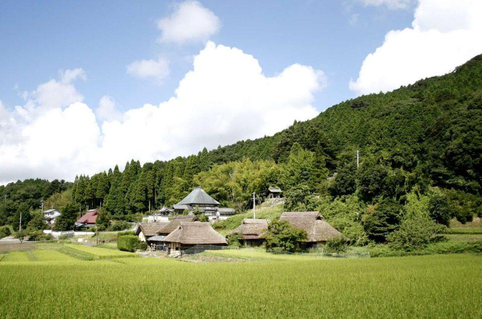 Estancia del peregrino en Haguro-san