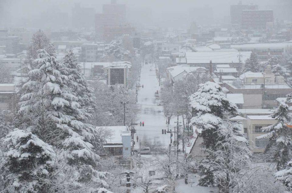 Razones para viajar a Japón en invierno
