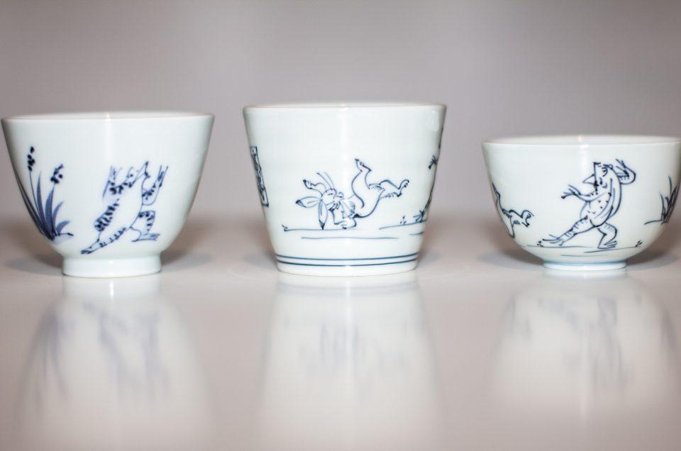 Visita de cerámica con un galerista