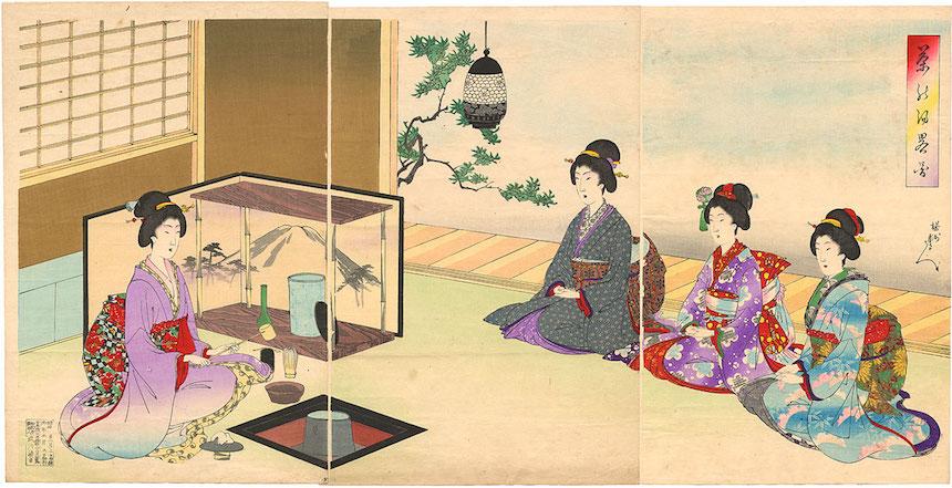 Modales y costumbres japonesas
