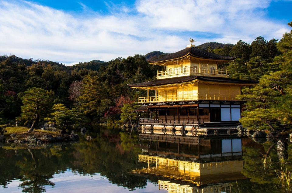 Alojamientos en el templo budista