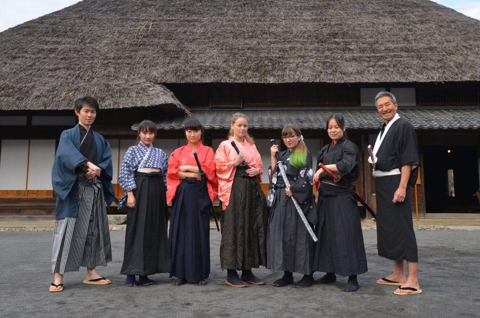 Samuráis - Cultura Japonesa