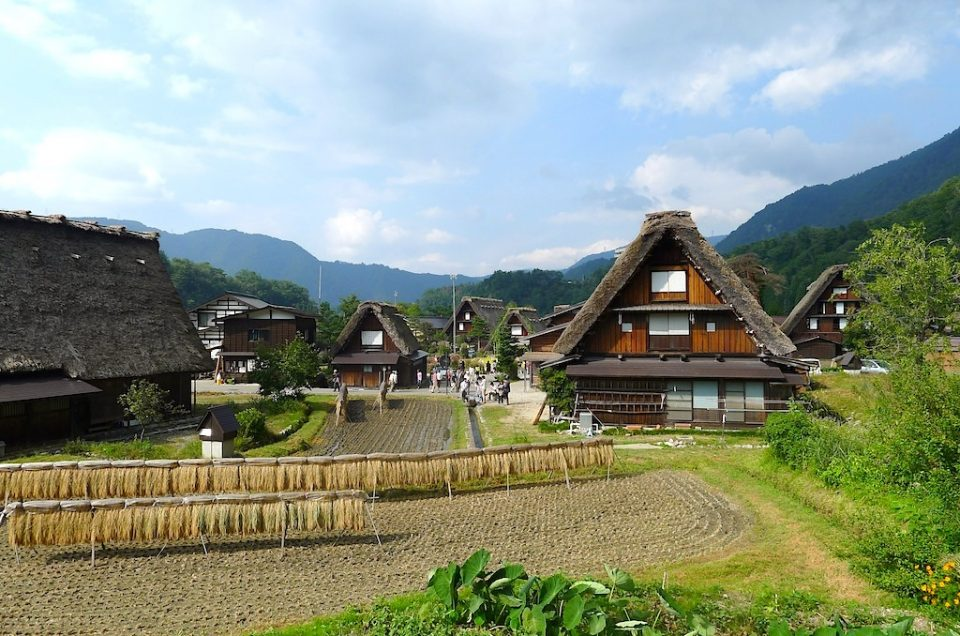 Festival de Shirakawago Doburoku