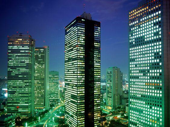 Tour de Arquitectura en Tokio