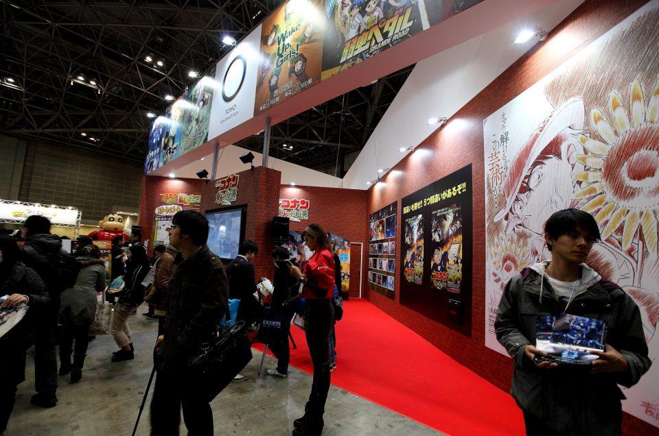 Recorrido de Manga y Anime en Tokio