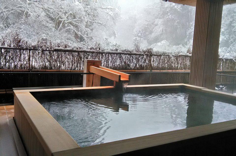 Après-ski, estilo japonés