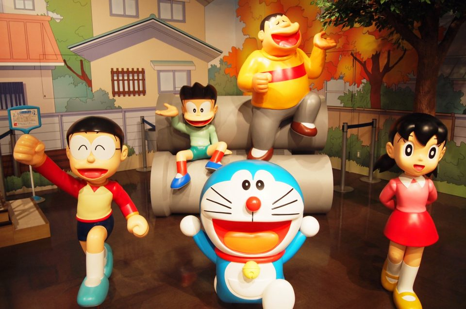 Museo Fujiko Doraemon