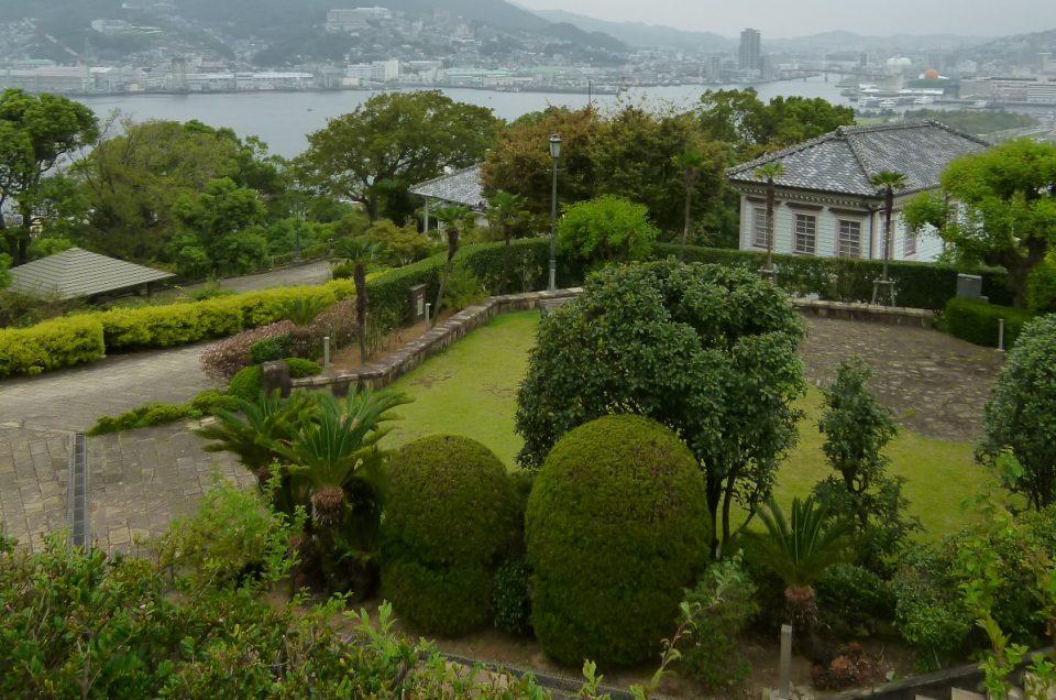 Jardín Glover de Nagasaki