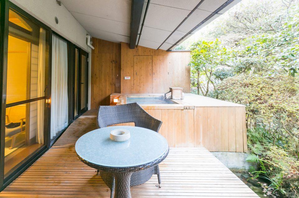 Baños privados Kashikiri