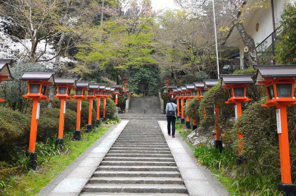 Caminata de Kibune a Kurama Onsen