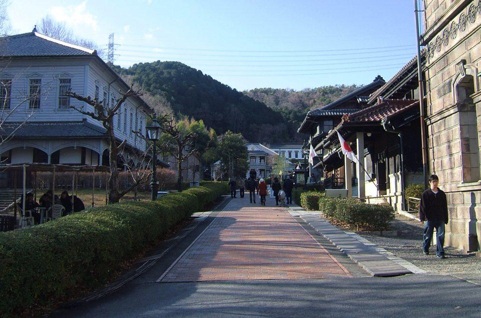 Meiji Mura museo al aire libre