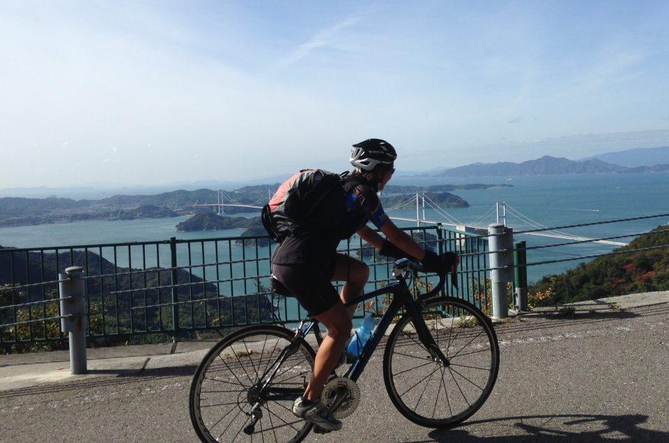 Shimanami Kaido en bicicleta