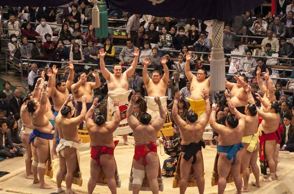 Sumo de Osaka