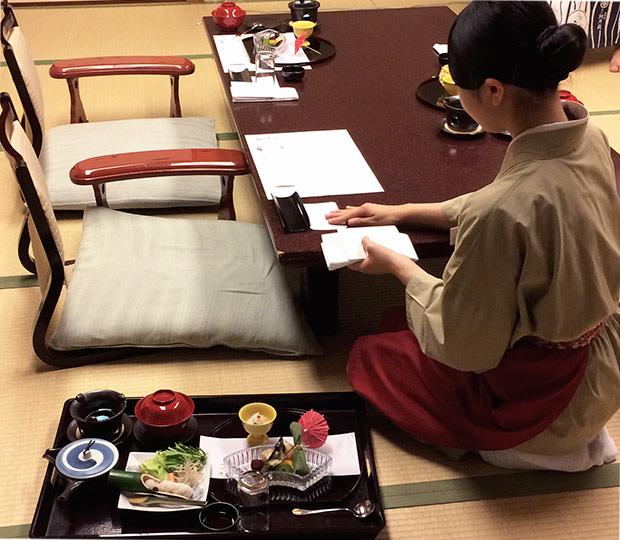 Gastronomia japonesa: Kaiseki