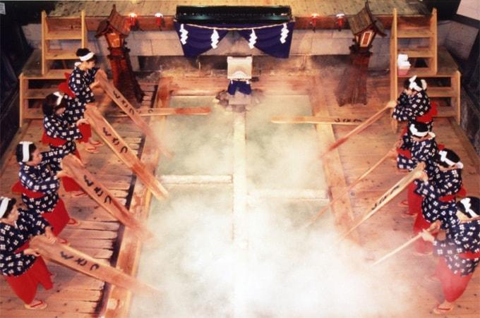 Las aguas termales de Kusatsu: un popular destino para los amantes de los 'onsen'