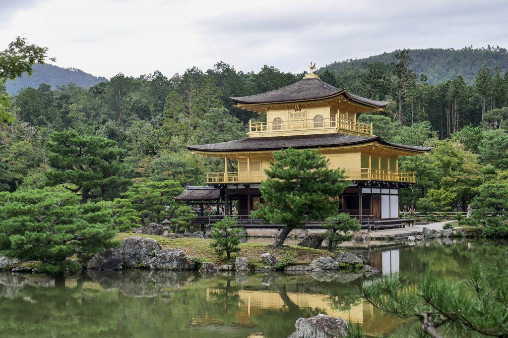 Templo Dorado Kinkakuji